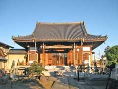 照明寺本堂