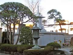 妙法寺門塀