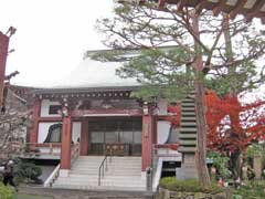 万福寺本堂