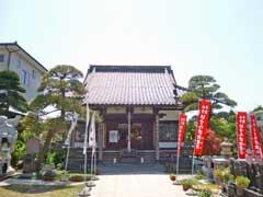 良観寺本堂