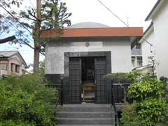 信立寺太子堂