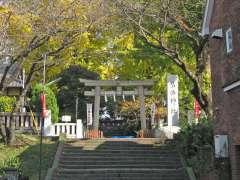 葛西神社鳥居