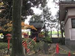 葛西神社神楽殿