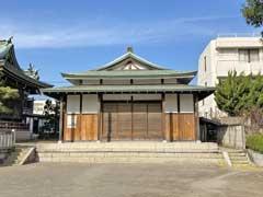 日枝神社社務所