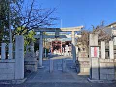 香取神社鳥居