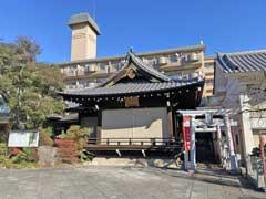 香取神社神楽殿