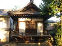 小谷野神社神楽殿