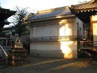 小谷野神社宝物殿