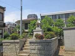 八幡神社浅間神社