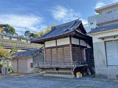 小菅神社神楽殿