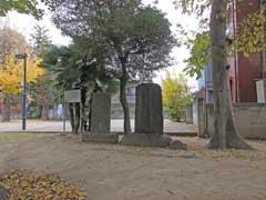 柴又八幡神社社務所