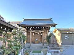 古録天神社