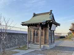 白髭神社拝殿