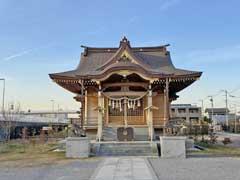 南水元富士神社