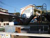 境内の熊野幼稚園