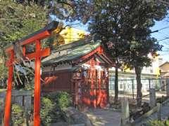 立石熊野神社芽の輪