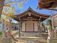 砂原稲荷神社