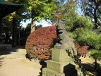 高木神社狛犬