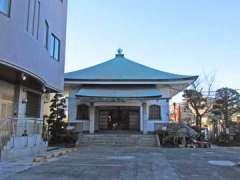 源寿院本堂