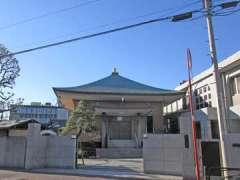 徳念寺本堂