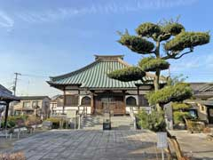 安福寺本堂