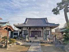 円蔵寺本堂