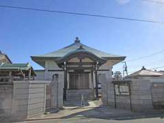 徳正寺本堂