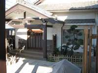 徳正寺書院