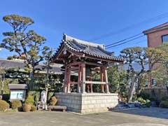 西光寺鐘楼