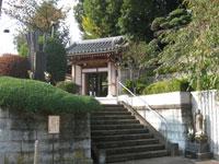 法真寺山門