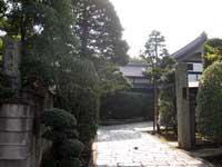 鳳生寺山門
