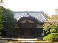 鳳生寺本堂
