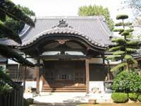 静勝寺本堂