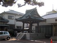 善徳寺鐘楼