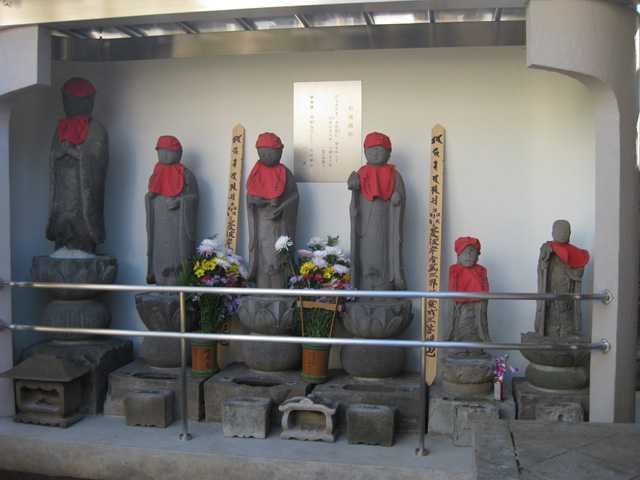 地福寺六地蔵