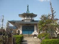 福性寺本堂