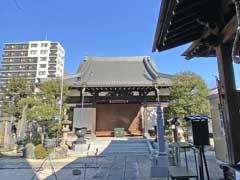 大満寺本堂