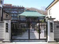 金輪寺山門