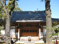 円勝寺本堂