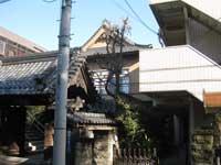 妙見寺本堂