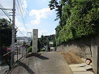 袋諏訪神社参道
