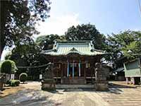 袋諏訪神社