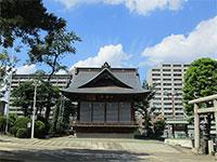 袋諏訪神社稲荷社