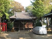 稲付香取神社