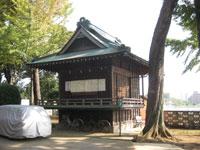 稲付香取神社稲荷社