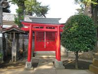 稲付香取神社鳥居