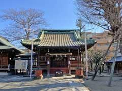 岩淵八雲神社