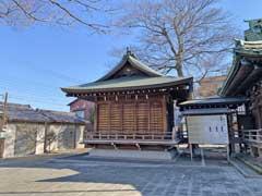 岩淵八雲神社神楽殿
