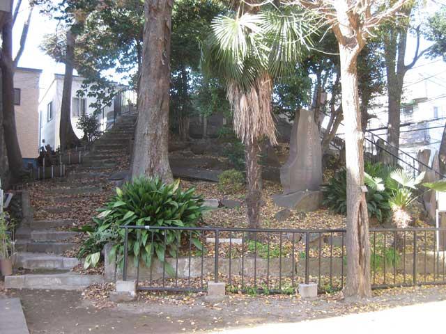 十条の富士塚