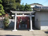 柏木神社稲荷社